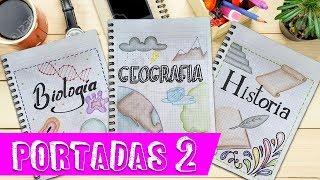 Portadas Para Cuadernos De Español