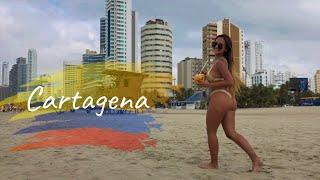 Lo mejor de Cartagena - La ciudad mas visitada de Colombia I Colombia Vlog #4