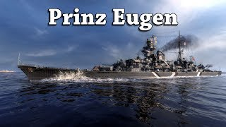 World of Warships: Prinz Eugen Is Actually Nice