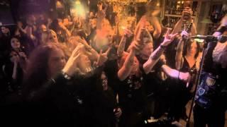 Crucified Barbara - Lunatic #1 (Official Video)