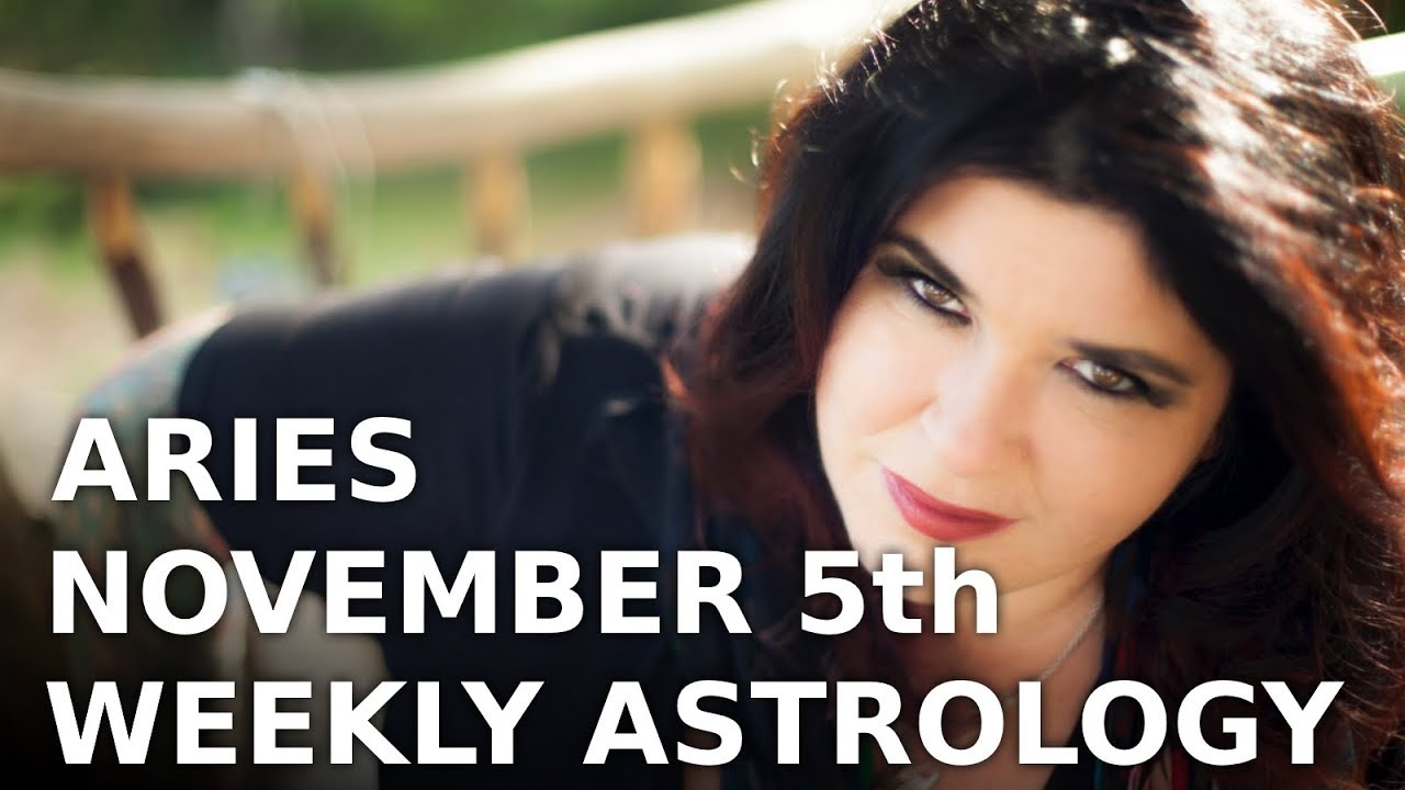 aries weekly horoscope 5 december 2019 by michele knight