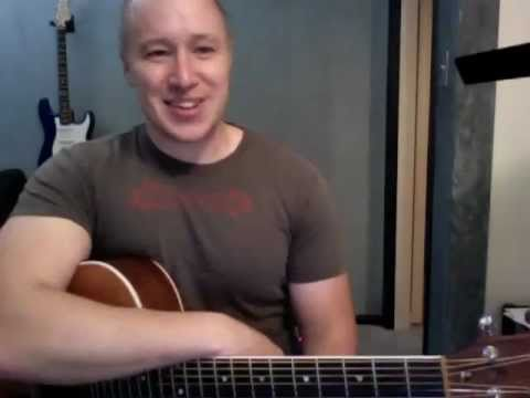 Every Teardrop Is A Waterfall Coldplay Guitar Lesson Todd Downing