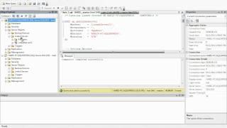Part4_Distributed Datenbank (Erstellen Sie Verknüpfte Server b/w zwei pc ' s ).avi