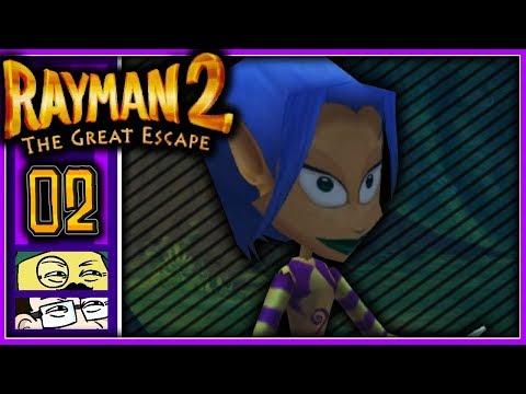 [Die Feenlichtung] - Moggy & Jonny lieben Rayman 2 - #2