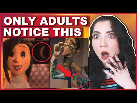 Things Only Adults Notice In Coraline