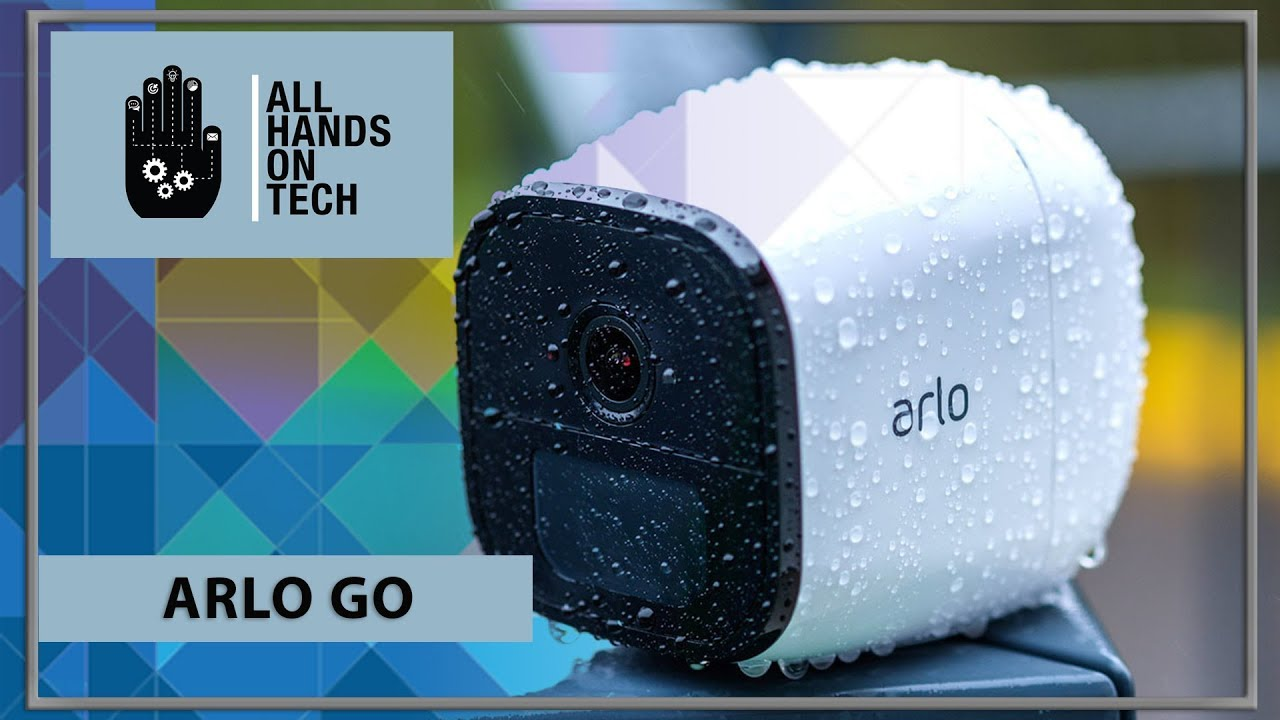 All Hands on Tech – Arlo Go | IT World Canada Video