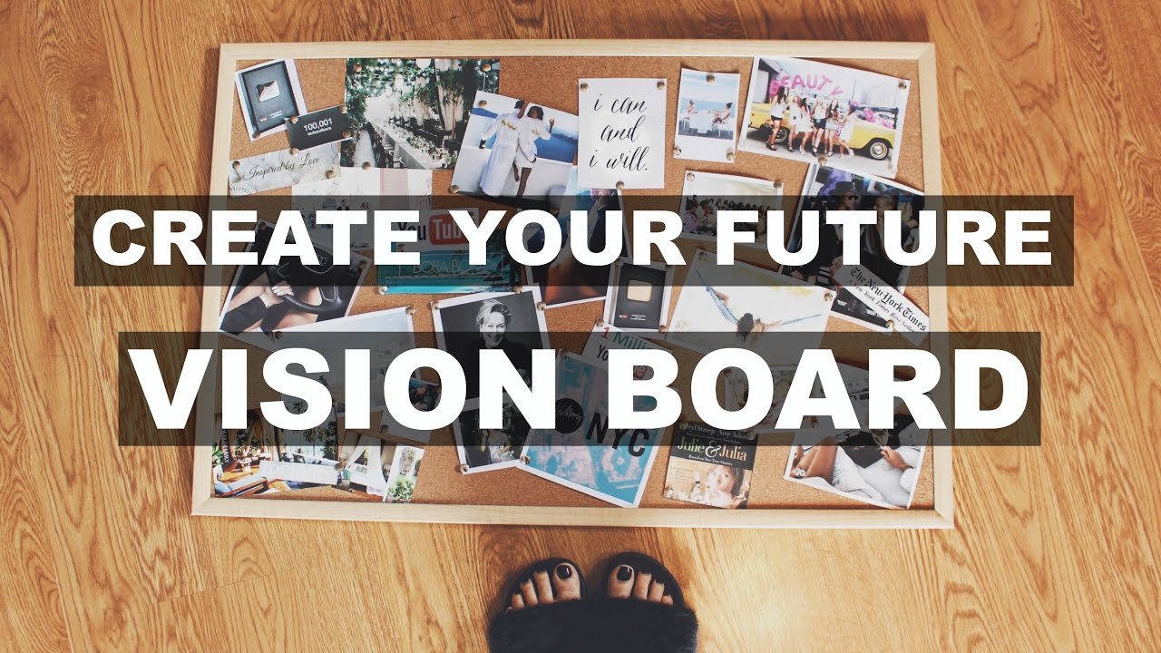 Find Board find your passion & purpose | create a vision board