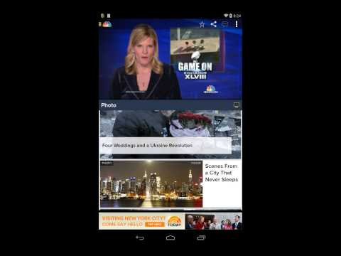 how to add breaking news to google now