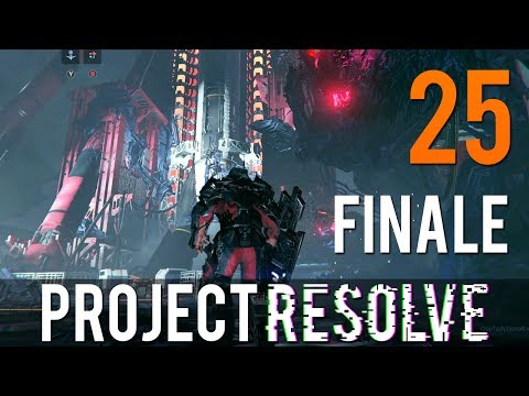 [FINALE | 25] Project Resolve (Let's Play The Surge PC w/ GaLm)
