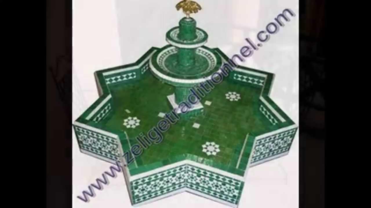 Mosaico tradizionale marocchina youtube