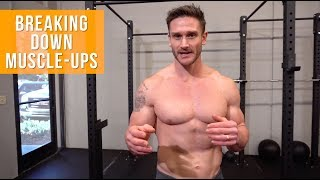 How to do a Muscle-Up: Step by Step Guide