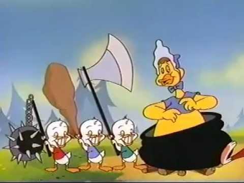 02x02 Duck Huey Duck
