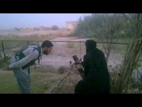 Video from Dead ISIS Fighter's Phone
