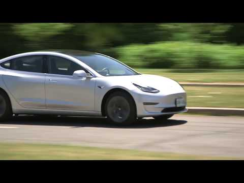 2018 Tesla Model 3 Road Test Drive Review