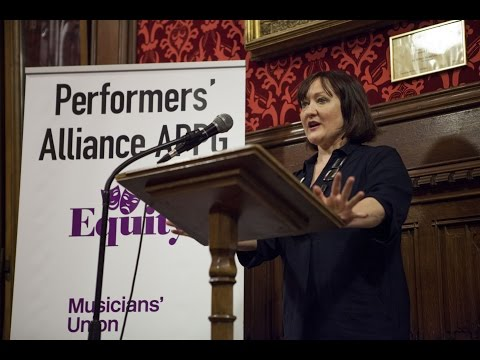 Performers' Alliance APPG Reception Highlights