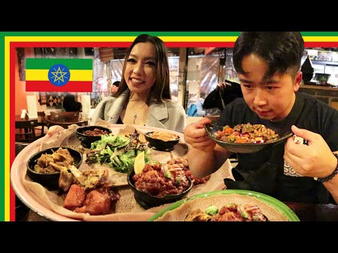 Our First Time trying Ethiopian Food – Did we enjoy it?