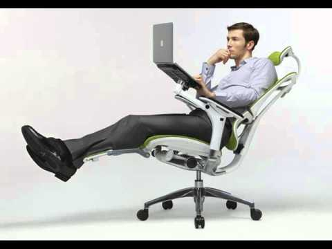 executive mesh office chair how many yards of fabric to reupholster a ergonomic chairs, manager/executive chairs style - youtube