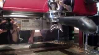 Making Espresso at Mozilla Toronto