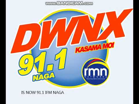 """(DWNX-FM) DWNX 91.1MHz """"RMN News Naga"""" (IS NOW 91.1 IFM NAGA)"""