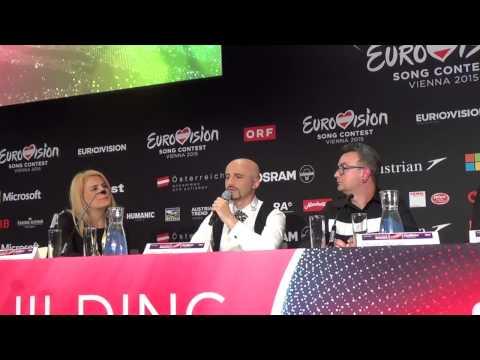 ESCKAZ in Vienna: Voltaj (Romania) - Press Conference