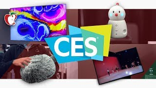 Cool Stuff from CES Unveiled and Samsung (CES 2020 Day 1)