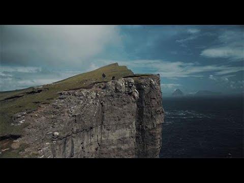 Trælanípa (Slave Rock) in the Faroe Islands - A First Ascent