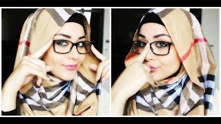 Tutoriel Hijab avec lunettes - Hijab wit...