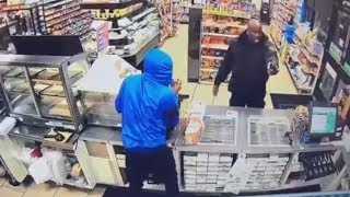 Real gun vs. robbers with fake gun and your actions do have consequences