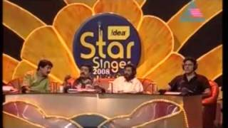 Vivekanand Idea Star SInger 2008 (Old Songs Round) - Ottakkambi Naadam