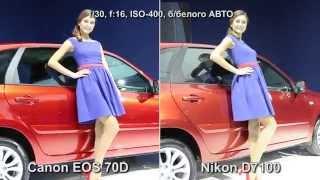 Сравнение фото и видео камер Canon EOS 70D и Nikon D7100. Видео от канала Veryvery.ru(Преимущества Canon EOS 70D Второе место за самое большое разрешение матрицы Единственная камера, обладающа..., 2014-09-11T13:42:43.000Z)