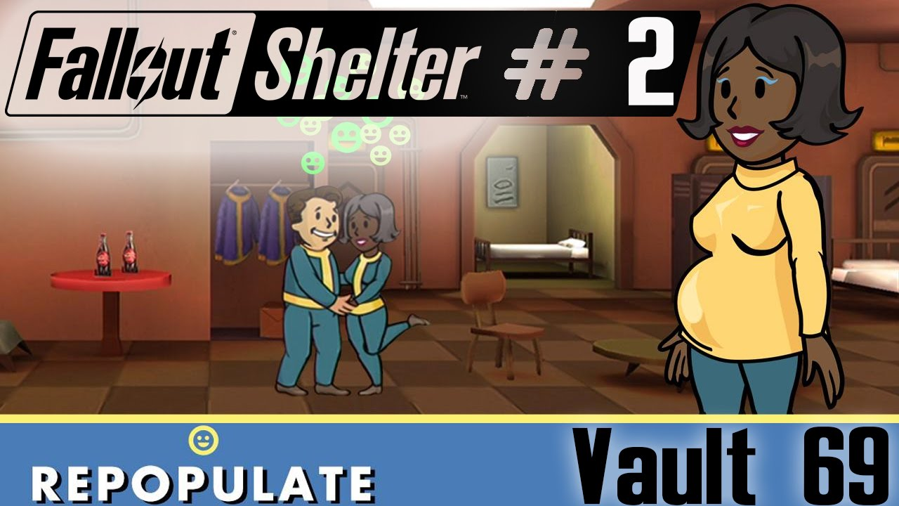 <b>Vault 69</b> Is Growing - Fallout Shelter Android <b>walkthrough</b> Part 2 ...