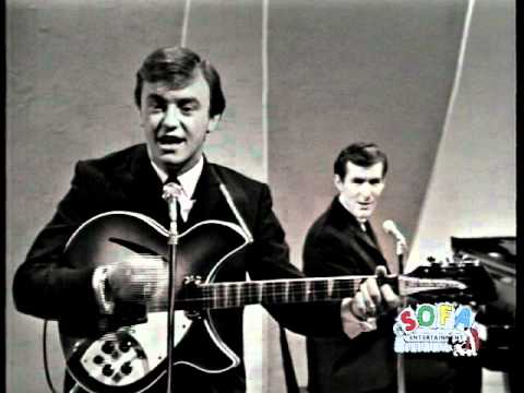 """Gerry & The Pacemakers """"Ferry Cross the Mersey"""" on The Ed Sullivan Show"""
