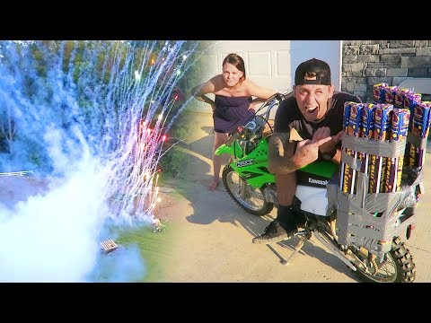 Thumbnail: MY WORST IDEA EVER!! (Dirtbike Destruction)