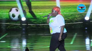 Teni freestyles with newly earned Ghanaian name; Serwaa Akoto