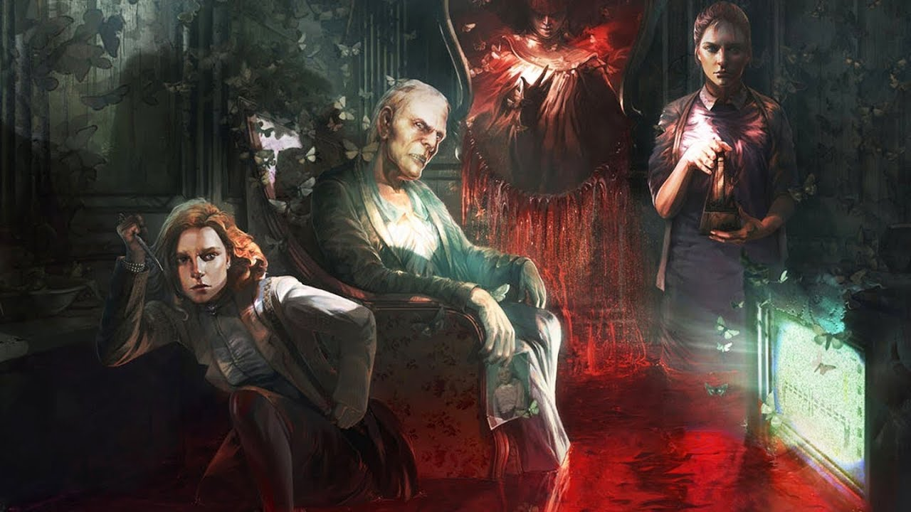 /llnf/ remothered tormented fathers ✂️ spooky run and hide clock tower thing??? - Streamed live 2 hours ago