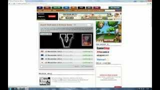 Grand Theft Auto 5 Release Dates