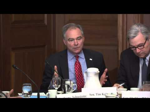 Kaine Says GOP Obstruction on SCOTUS Nominee Garland is About Accountability