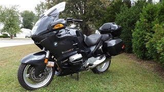 BMW Service - R1100RT Transmission & Clutch Replacement