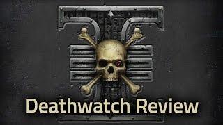 Video New Deathwatch Codex Review download MP3, 3GP, MP4, WEBM, AVI, FLV Juni 2017