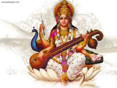 Shri Saraswati Kavach and Aarti   Vasant Panchami Special Must Listen)