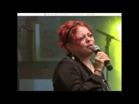 Annette Moreno Demente (en vivo)Lima,Peru.