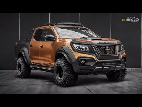 Nissan Navara 'NAVY EXTREME' By Pickup Design