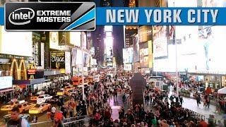 IEM New York City Impressions