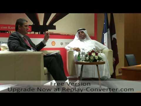 Gulf Intelligence-Opec50-Doha Energy Forum 2010 vid 2