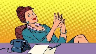 Случай в офисе: Do you want have sex with me!? | Офисный планктон #4