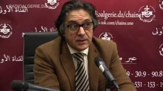 شامي محمد المدير العام للغرفة الجزائرية للتجارة و الصناعة   YouTube 720p