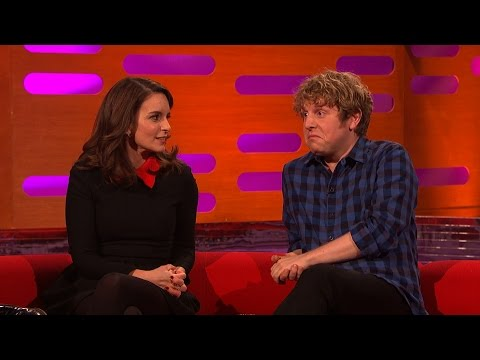 Tina Fey and Josh Widdicombe discuss their nerdy childhoods - The Graham Norton Show: Episode 11