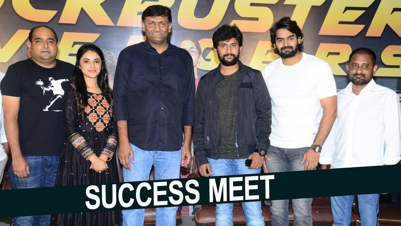 Nani's Gang Leader Movie Success Meet | Nani | Karthikeya | Priyanka Arul Mohan | NTV ENT