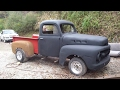 projects of the past ratrod hotrod 40s 50s ford truck story ratrod truck