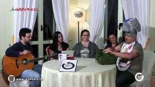 Happiness Puntata 063 YOUTUBE @ Villa Chiarelli con Lorenzo Visci e Marie Sophie Guilleminot